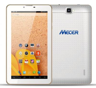 "A720+ Mecer Xpress Smartlife A720 Tablet Atom Quad Core C3230 1.20Ghz 1GB 8GB 7"" WSVGA BT Android"