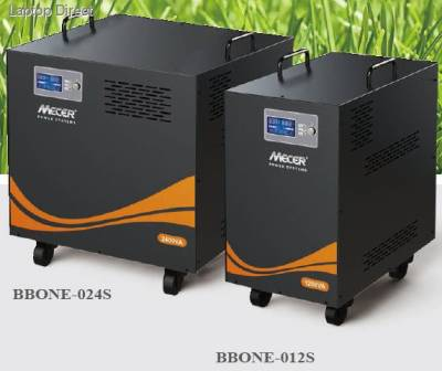 BBONE-012S+ Mecer 12V Battery Centre with LCD Display - No Batteries